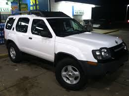 lifted nissan frontier white 2003 nissan xterra se for sale cadillac michigan