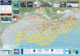 map of the gulf of mexico gulf of mexico and gas infrastructure and integrity map to 2019