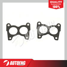 nissan sentra box shape spares 14036 53y00 14036 55y00 exhaust manifold gasket for nissan vanette