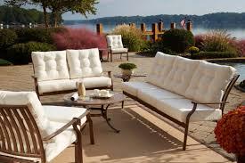 Cast Aluminum Patio Chair Cast Aluminum Patio Furniture Best Patio Sets 1