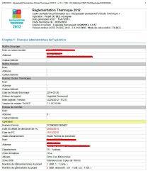 bureau etude thermique rt 2012 l attestation rt 2012 en fin de chantier exp air etanchéité