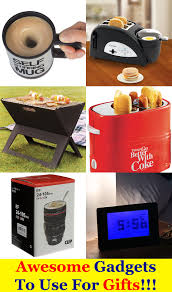 cool gadget gifts here s a brilliant list of cool gadget gifts to provide the