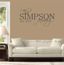 Best Family Wall Decals Images On Pinterest Vinyl Wall - Family room wall decals