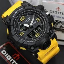 Negara Pembuat Jam Tangan Casio jam tangan digitec buatan mana jam tangan digitec harga murah
