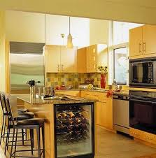 kitchen island with refrigerator 9 best kitchen island remodel wine fridge install images on