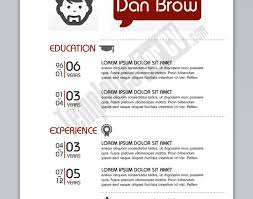 resume artistic resume templates free artistic resume templates