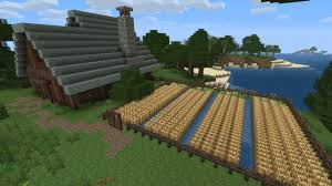 image gallery of minecraft medieval farmhouse