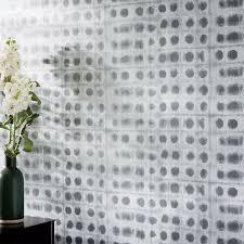 modern wallpaper u0026 wall paneling west elm