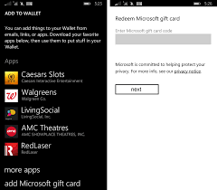 store gift cards how to redeem xbox or windows store gift cards windows central