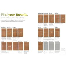 the home depot kitchen cabinet doors american woodmark custom kitchen cabinets shown in cottage