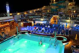Carnival Freedom Floor Plan Carnival Freedom Cruise Review By Jim Zim