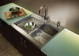 standard kitchen sink faucets kitchen fabulous commercial kitchen sink americast sink
