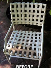 Patio Chair Straps Vinyl Straps For Patio Furniture Architecture