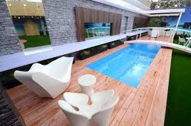 House Plans With A Pool Big Houses With Pools Picture Of Home With Swimpool Dream House