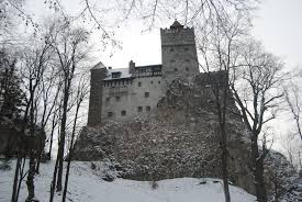 Vlad The Impalers Castle by Winter At Dracula U0027s Castle In Transylvania Romanian Travelling