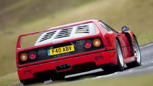 how many f40 are left f40 buying guide evo