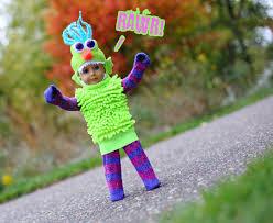 Halloween Costumes Dolls Sew Monster Halloween Costume Dolls Doll Diaries