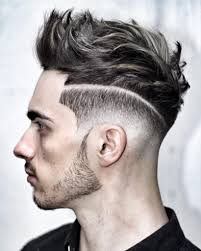hairstyles short one sie longer than other men hairstyle hairstyle long on top short sides mens haircuts