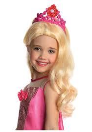 barbie costume for halloween barbie wig with tiara