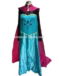 frozen style elsa coronation party fancy dress princess anna