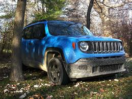 jeep renegade trailhawk blue jeep renegade review an entry level wrangler for the urban jeep lover