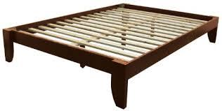 Metal Bed Frame With Wooden Slats Bed Frame Slats Granrest 14 Dura Platform Metal Bed Frame