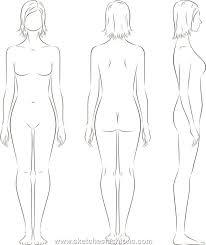 gallery fashion sketch body drawing art gallery