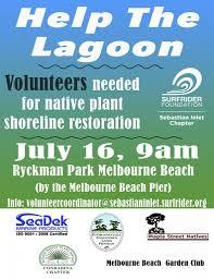 melbourne native plants seadek pitching in to help the lagoon volunteers needed seadek