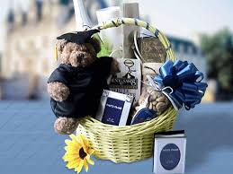 graduation gift baskets the graduation pièce de résistance was the gift basket wald imports