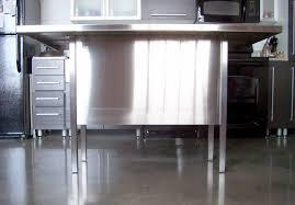 stainless steel kitchen island ikea stainless steel kitchen island for modern kitchen home design