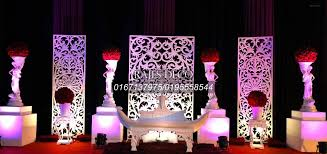 wedding backdrop design malaysia rajesdeco gallery