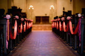 Pew Decorations For Wedding Wedding Pew Decorations Australia How To Make Wedding Pew