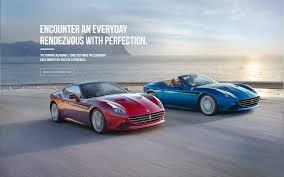 Ferrari California Old - ferrari maserati of atlanta the ownership experience of a lifetime