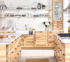 ash kitchen cabinets a large kitchen with sektion torhamn natural ash doors kitchen