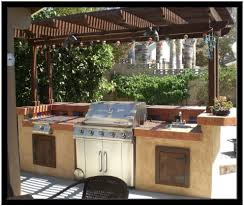 Ideas For Outdoor Kitchen Backyards Trendy 70 Awesomely Clever Ideas For Outdoor Kitchen