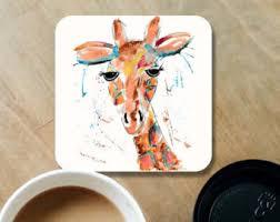 home decor giraffe giraffe home decor etsy