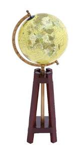 imax 5332 large world globe statue d furniture home decor wall