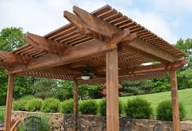 Image Of Pergola by Wood Patio Covers Pergolas Awnings