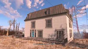 build a house fallout 4 a house with the snap n build mod mod showcase