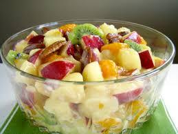 festive fruit salad s cozy kitchen