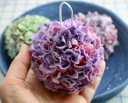 how to fabric scrappy ornament bloom bake createbloom bake