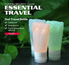 online buy wholesale owl jar from china owl jar wholesalers kuke 87 ml silicone cute owl storage bottles jars portable soft leak proof refillable travel