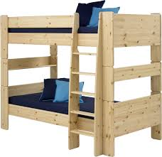Pine Bunk Bed Pine Bunk Beds Steens For