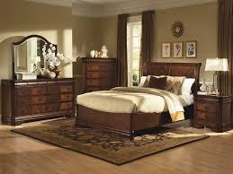 dark wood bedroom furniture interior design