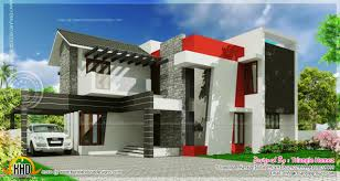 three bedroom 1858 square feet home exterior kerala home design
