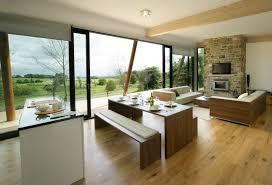 Bilder F Esszimmer Wohnzimmer Essbereich Küche In Einem Beispiel Einrichtung Neue