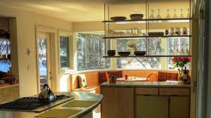 open shelving contemporary kitchen design ideas youtube