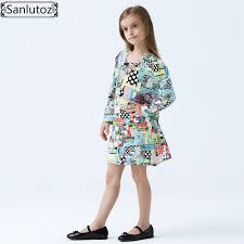 dress pattern brands girls dress winter children clothing brand girls dress cartoon kids