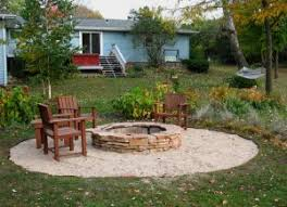Fire Pits For Backyard by Build A Backyard Fire Pit For Less Than 500