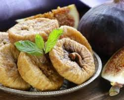 comment cuisiner des figues recette de figues séchées au four drainantes